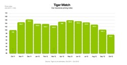 Tiger watch October 2012